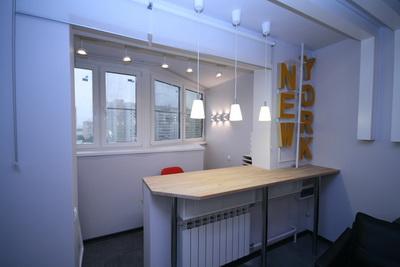 Объединение балкона с комнатой, Объединение балкона с комнатой