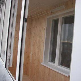 Холодное остекление балкона, Холодное остекление