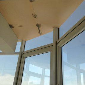 Внутренняя отделка балкона, Внутренняя отделка балкона в Минске