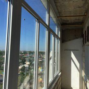 Остекление балконов, Остекление балконов
