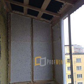 Утепление балкона, Утепление балкона цена