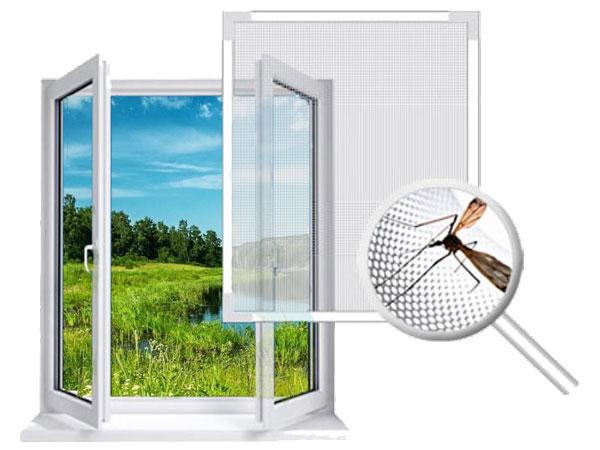 Заказать москитную сетку на окно, Заказать москитную сетку на окно в Минске