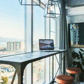 Барная стойка на балкон, Барная стойка на балкон