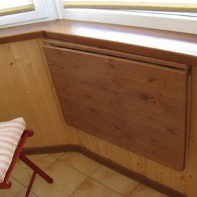 Столик на балкон, Столик на балкон